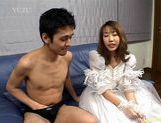 Chisato Hirai kinky masturbation and cumshot picture 11