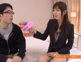 Horny Yuu Asakura Fucks And Swallows Fully Clothed picture 4