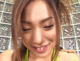 Yukari Mayama's Sexy Hairy Pussy Brought To Orgasm picture 15