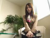 Dressed Up Teen Yuri Kousaka Vibrated And Sucks Dick