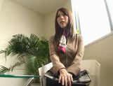 Dressed Up Teen Yuri Kousaka Vibrated And Sucks Dick picture 7