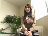 Dressed Up Teen Yuri Kousaka Vibrated And Sucks Dick picture 8
