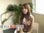 Dressed Up Teen Yuri Kousaka Vibrated And Sucks Dick