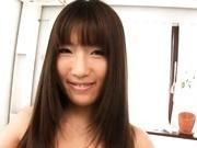 Mami Fujie Amateur Asian model makes her debut