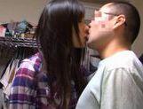 Lusty Nana Ogura Swallows A Hot Batch Of Sticky Cum