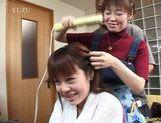 Tomomi Ayukawa hot Asian fucking! picture 12