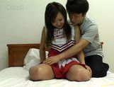 Yumi Aida cheerleader fuck! picture 5