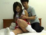 Yumi Aida cheerleader fuck! picture 7