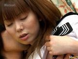 Erika Kozima seriously hot dick riding picture 12