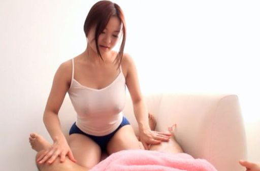 Hottest Japanese sex massage