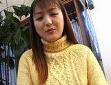 Amagi Yuki hairy pussy fuck! picture 11