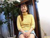 Amagi Yuki hairy pussy fuck! picture 15