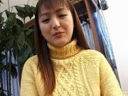 Amagi Yuki hairy pussy fuck!