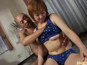 Mai Mori reaches her orgasm peak!