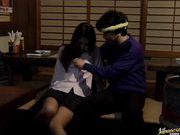 Kaori Aikawa Quickly Sucks Cock And Has A Hot 69