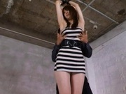 Submissive Yui Tatsumi Pleases Her Master With Sex