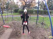 POV sex toy masturbation with hottie Ami Adachi