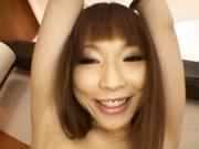 Big Tit Babe Yuu Konishi Gets Some Help Masturbating