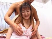 Experienced teen Amagi Yuki works magic on a hard cock