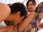 Wet Nana Ogura Ready For A Hard Cock Inside Of Her