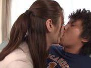 Teen Hottie Manatsu Yumeka Gets Two Guys Cumming Hard