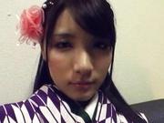 Asian Cutie Rui folded and Teased