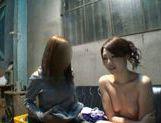 Hot Asian Lesbians with Shiori Hazuki