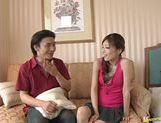 Hot milf Yume Imano engages in wild sex