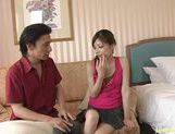 Hot milf Yume Imano engages in wild sex picture 14