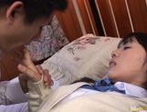 School girl Tsubomi has the fuck of her life! picture 6
