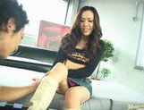 Sinubu Todaka is a cute asian who loves an olied massage and a good fuck. picture 14