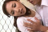 Sexy MILF Wife Hiromi Takeuchi Loves Giving A Blowjobsex tits, hot tits