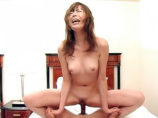 Hot mature Miki Yamashiro is a cute lady that enjoys a good fuck.