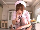 Yuu Asakura Cute Asian nurse picture 14