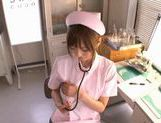 Yuu Asakura Cute Asian nurse