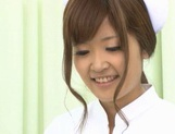 Nurses Erika Kashiwagi And Her Friend Creampied By A Patient picture 14