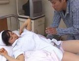 Nurse Hina Hanami Wakes Up To Get Fucked