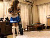 Karela Ariki Hot Japanese race girl enjoys sex picture 13
