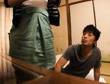 Karela Ariki Hot Japanese race girl enjoys sex