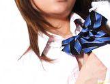 Kaori Manaka Hot Asian schoolgirl picture 13