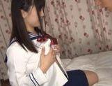 Ai Eikura hot sex in school uniform
