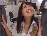 Teen Cock Sucker Ayumi Kurebayashi Swallows Two Loads