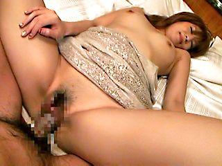 Saya Mizuki Asian model fucks in all positions