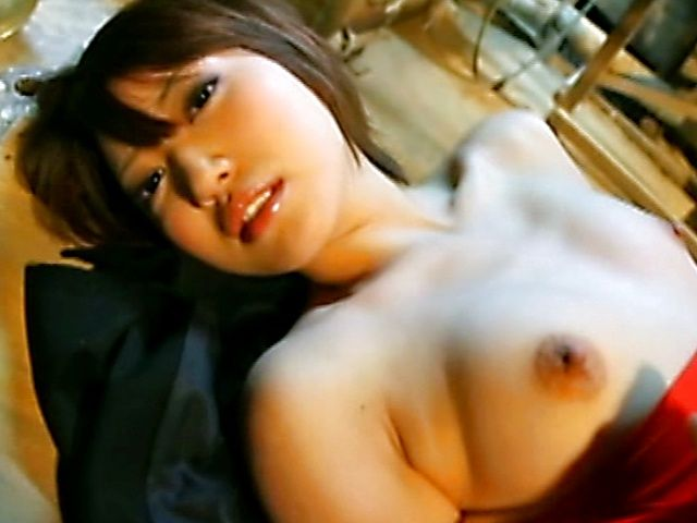 Hot Makoto Yuuki In Red Lingerie Shows Us Her Body