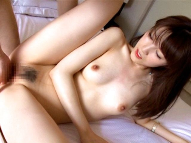 Very sexy Asian stunner Ayu Sakurai enjoys dick in her slit
