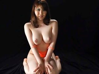 Momoka Nishina Asian babe has big boobs