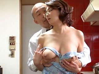 Mio Takahashi hot mature Asian babe is a horny housewife