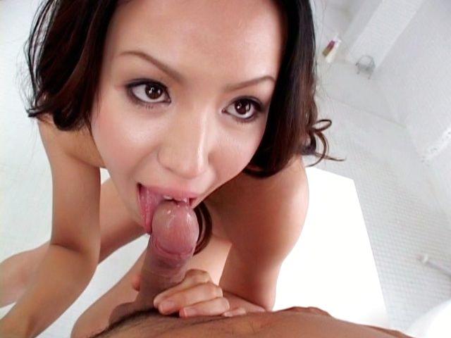 MILF Shinobu Todaka Fucked In Her Tight Hairy Pussy
