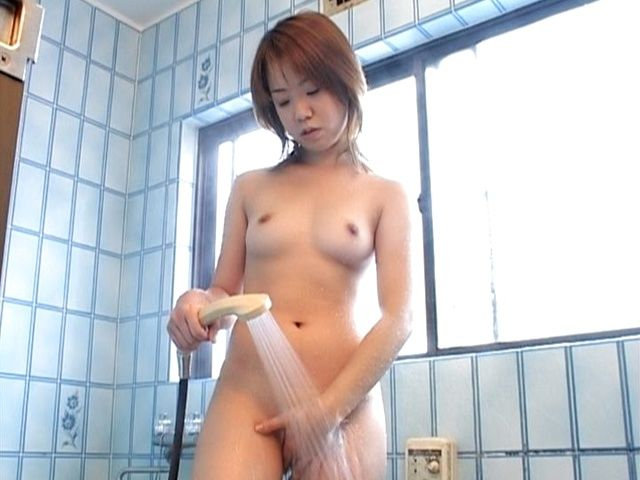 Ami Shono best solo action session