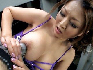 Yukiko Touma prefers hard cock